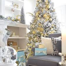 silver and gold decorations design ideas
