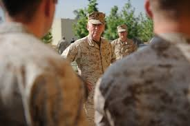 appointing u0027mad dog u0027 mattis to lead the pentagon could be trump u0027s