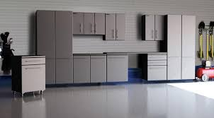 garage awesome cabinets roselawnlutheran full size of garage awesome space of garage cabinets decorating room with gray flooring also white