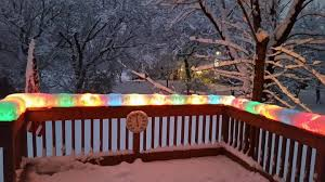 christmas lights inside snow mildly interesting know your meme