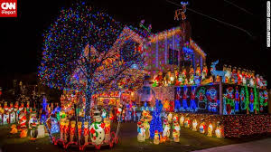 christmas light staple gun star wars themed light show and other christmas magic cnn com