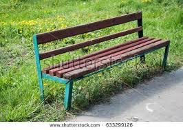 bench park stock photo 139977316 shutterstock