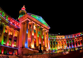 Pictures Of Christmas Lights by Colorado Festivals Holiday Lighting Colorado Com