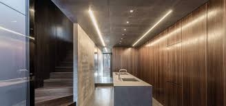 linear led sign lighting slim luxsystem linear led luminaires with integral drivers