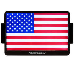 nfl motion activated light up decals motion activated american flag light up decal by lori greiner page
