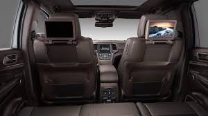 jeep backseat jeep grand cherokee wk2 rear dvd entertainment system