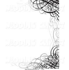 Borders For Invitation Cards Free Wedding Card Design Clipart 66