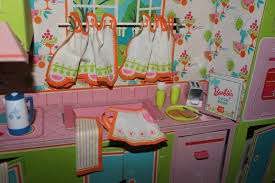 barbie kitchen furniture planet of the dolls recent acquisitions barbie u0027s dream kitchen