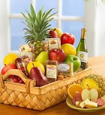 fruit and cheese gift baskets food gift baskets highland flowers gifts