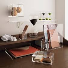 Modern Desk Accessories And Organizers Designer Desk Accessories And Organizers Home Decorating Ideas