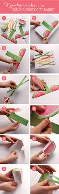 how to make fruit baskets free printable feeling fruity gift baskets tinyme