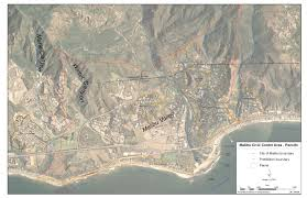 La County Assessor Map Wastewater Treatment Would Cost Homeowners 1 000 A Month Malibu