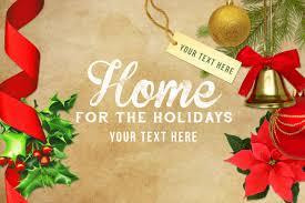christmas holiday mockup creator by lucion creative