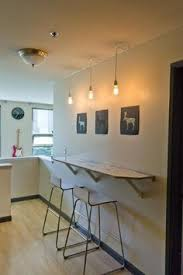 Kitchen Design For Small Apartment Tiny Bar Table For A Small Kitchen Kitchen Blog Pinterest