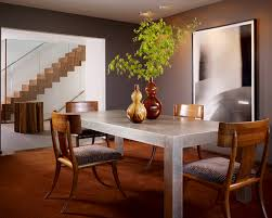 10 modern dining room ideas with a metal dining table