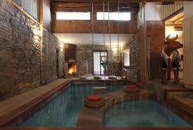 cernobbio luxury cottage with indoor swimming pool