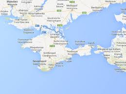Chicago Google Maps by Ukraine Crisis Crimea Made Part Of Russia On Google Maps U2013 But