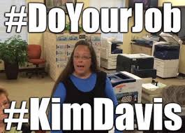Emerged Meme - breaking kentucky clerk kim davis jailed for contempt of court