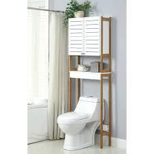 Space Saver Bathroom by Bathroom Toilet Etagere Bathroom Storage Space Saver Oak