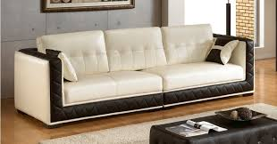 Living Room  Good Samples Living Room Sofa Leather White Sofa - Best designer sofas