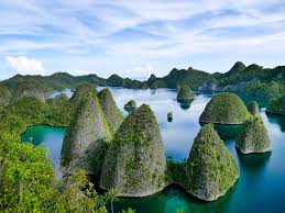 most amazing places in the us the 50 most beautiful places in asia raja ampat islands