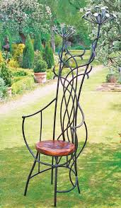 wrought iron outdoor furniture nz bench decoration