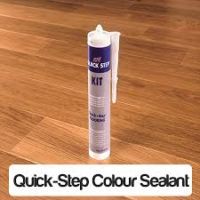 laminate flooring colour match sealant