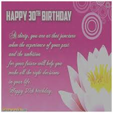 design 30th birthday greeting card messages plus 30th birthday