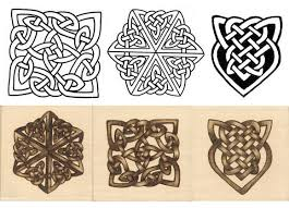 Free Woodworking Plans Projects Patterns Pyrography Wood Burning by Image Detail For Art On Wood Blog Archive Burning A Celtic
