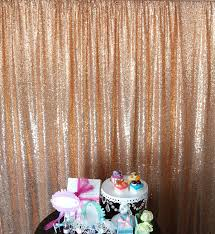 halloween background or backdrop decoration amazon amazon com shinybeauty sequin backdrop 8ftx8ft rose gold sequin