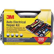 Master Manufacturing Fabric Upholstery Repair Kit by 3m Automotive Electrical Repair Kit Walmart Com
