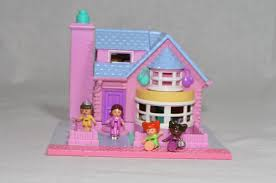 polly pocket bay window country house pollyville mansion