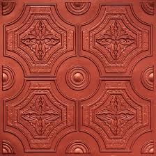 Decorative Ceiling Tile by 32 Best Faux Copper Ceiling Tiles Images On Pinterest Copper