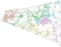 Ma Map Street Map Attleboro Ma