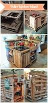 Pallet Kitchen Island by 41 Best Wood Working Images On Pinterest