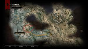Dragon Age World Map by Way Of The Assassin Dragon Age Wiki Fandom Powered By Wikia