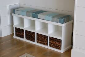 Bathroom Storage Seats Size Of Storage Benches For Bedroom Target Decobizz In