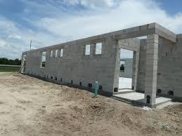 concrete block building plans styles cinder block homes poured concrete home plans icf