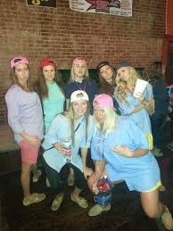 total sorority move dressed up like the bros tstc