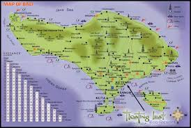 Bali Indonesia Map Experience Traditional Bali Culture Not Traffic And Tourists