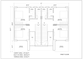 row house floor plan kalpak developers row house floor plans
