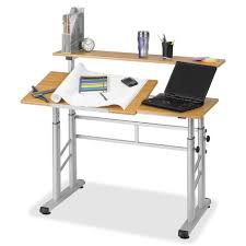 L Shaped Drafting Desk Furniture Impressive Office Design With Drafting Table Ikea And