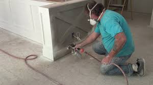 painting a kitchen island spray painting a kitchen island and dining booth saugatuck mi