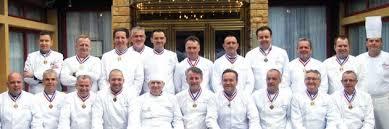 les meilleurs ouvriers de cuisine les m o f cuisine 2004 ont fêté les 10 ans de leur titre chez paul