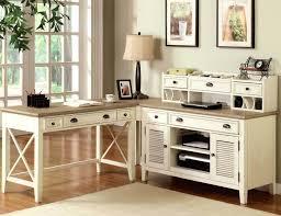 Office Corner Desk With Hutch Corner Hutch Desk Dual Desks Home Office Desk Furniture Medium