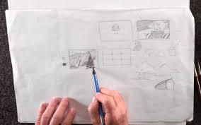 landscape composition u0026 design tips for watercolor beginners