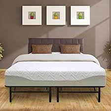 amazon com best price mattress 10 inch memory foam and within bed