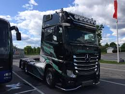 mercedes benz actros 2563ls roadstar year 2016 tractor units