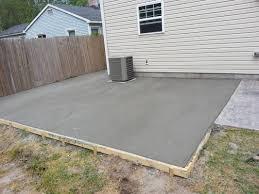 Done Deal Patio Slabs Concrete Driveway U0026 Patio Of Virginia Beach Contractors