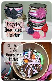 how to make a headband holder diy upcycled headband hairbow holder tutorial you can make this